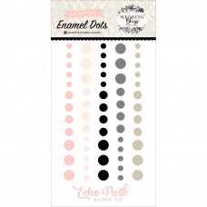 Дотсы Wedding Bliss Adhesive Enamel Dots