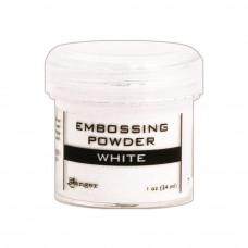 Пудра для эмбоссинга EMBOSSING POWDER White