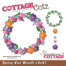 Spring Vine Wreath (Венок Весенней Лозы)