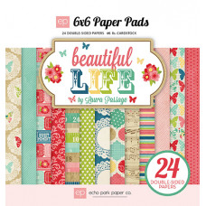Набор бумаги Beautiful Life