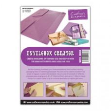 Доска для создания коробочек, открыток - Envelobox Creator
