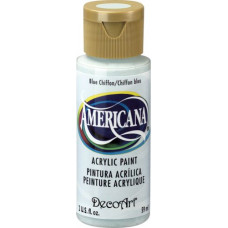 Акриловая краска Премиум Americana Голубой Шифон