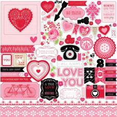 Стикеры Love Story