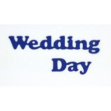 "Нож-надпись ""Wedding Day"""
