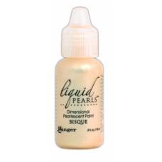 Контур перламутровый Liquid Pearls, бисквитный желтый