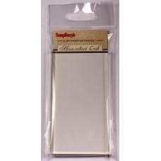 Блок акриловый для прозрачных штампов 57x102