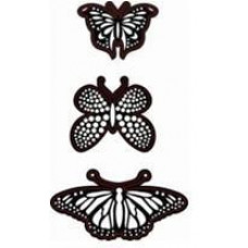 Форма для вырубки Бабочки #22856