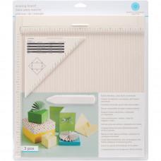 Доска для создания коробочек и конвертов