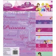 Набор бумаги Дисней Принцессы, 24 листа