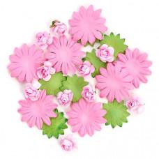 Цветы бумажные MAGIC HOBBY 101 цв.2