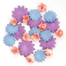 Цветы бумажные MAGIC HOBBY 101 цв.3