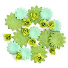 Цветы бумажные MAGIC HOBBY 101 цв.4