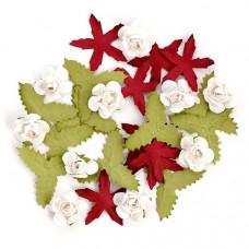 Цветы бумажные MAGIC HOBBY 101 цв.5