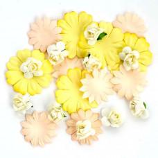 Цветы бумажные MAGIC HOBBY 101 цв.8