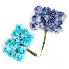 Цветы бумажные MAGIC HOBBY 102 цв.3