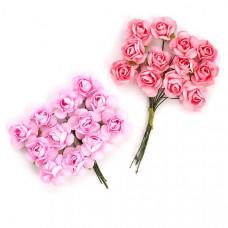 Цветы бумажные MAGIC HOBBY 102 цв.4