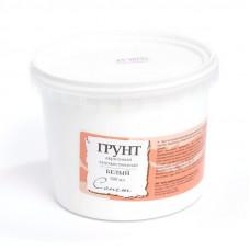 Грунт Сонет акриловый художественный белый уп.500мл.
