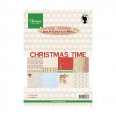 "Набор бумаги ""Christmas Time"" A5 32 листа"