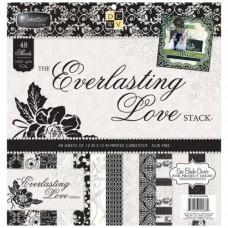 Набор бумаги для скрапбукинга 30*30 Everlasting Love