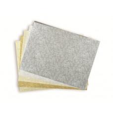 Эмбоссированная бумага КАМЕЛИЯ 15*20, 4 цвета