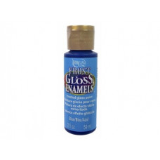 Акриловая краска премиум Americana Frost Gloss Enamels (матовая) 59мл Синий