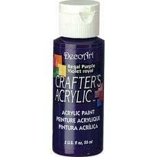 Акриловая краска Crafter's Королевский Фиолетовый 60 мл
