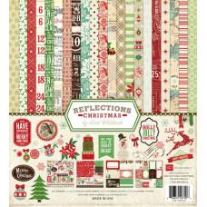 Набор бумаги Reflections Christmas