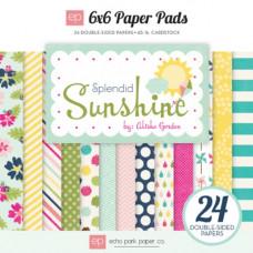 Набор бумаги Splendid Sunshine