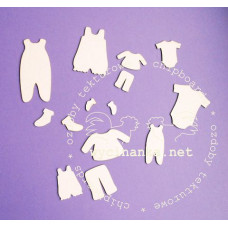 Польский чипбор Детская одежда