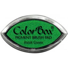 """Штемпельная подушка""""ColorBox Pigment"""" свежий зеленый"""
