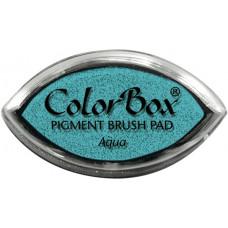"""Штемпельная подушка""""ColorBox Pigment"""" аквамарин"""