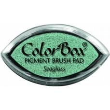 "Штемпельная подушка""ColorBox Pigment"" морской"