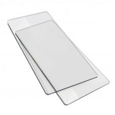 Стандартные прозрачные пластины для Sizzix Big Shot Plus, 1 пара