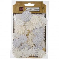 Набор цветов Frost Paper Flowers