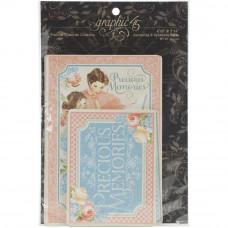 Карточки Precious Memories Ephemera