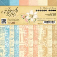Набор бумаги для скрапбукинга Gilded Lily 15х15