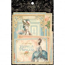 Карточки Gilded Lily Ephemera Cards