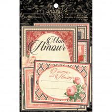 Карточки Mon Amour Ephemera