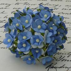 """Цветы Сакура """"синие"""""""