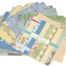 Набор бумаги для скрапбукинга 15х15 Сказка про Фей