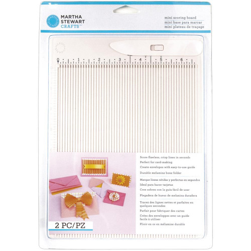 Доска для биговки конвертов и открыток