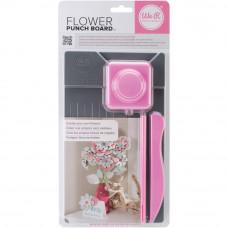 Доска для изготовления цветов - Flower Punch Board - We R Memory Keepers