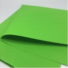 Фоамиран - Светло-Зеленый