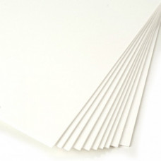 Фоамиран - Жемчужный белый
