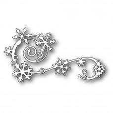 Нож для вырубки Elegant Snowflake Flourish