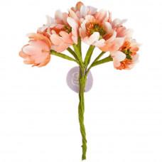Цветы Prima Marketing Flower Bundles PEACH