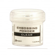Пудра для эмбоссинга EMBOSSING POWDER CLEAR