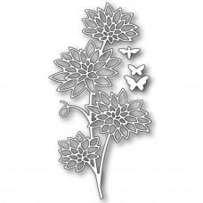 Нож для вырубки  Blooming Chrysanthemum  от  Memory Box