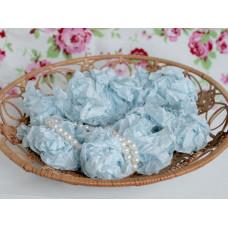 Шебби-лента цвет Детский голубой