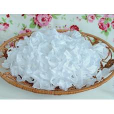 Шебби-лента Белая